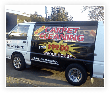 Action Carpet Cleaners